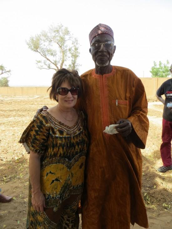 Robin and Amadou