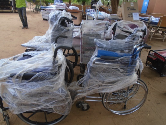 wheelchairs-donated-superior-medical