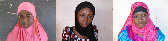 Zeinabou Bague Oumarou, Halima Amadou Soumana, Fourera,  Hamadou Issaka