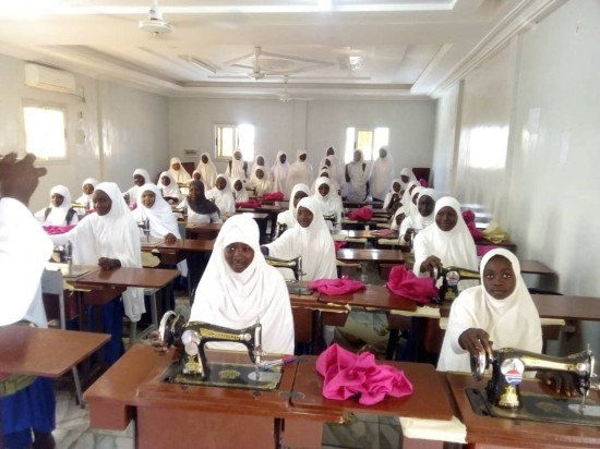 30 new sewing machines