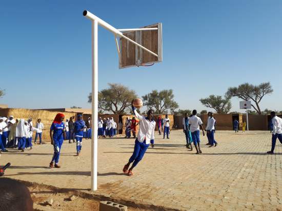 Basketball comes to Libore!
